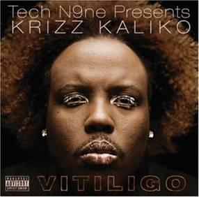 Krizz Kaliko – énekes rapper (VITILIGO című album és dal) 025662013325